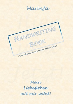 Handwriting Book von MarinJa