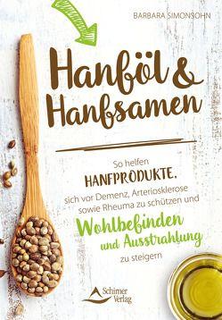 Hanföl und Hanfsamen von Simonsohn,  Barbara