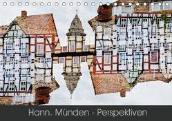 Hann. Münden – Perspektiven (Tischkalender 2019 DIN A5 quer) von Becker,  Katharina