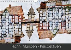 Hann. Münden – Perspektiven (Wandkalender 2019 DIN A4 quer) von Becker,  Katharina