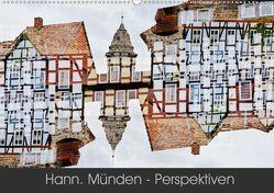 Hann. Münden – Perspektiven (Wandkalender 2020 DIN A2 quer) von Becker,  Katharina