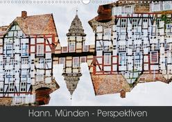 Hann. Münden – Perspektiven (Wandkalender 2020 DIN A3 quer) von Becker,  Katharina
