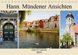 Hann. Mündener Ansichten (Tischkalender 2019 DIN A5 quer) von W. Lambrecht,  Markus