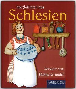 Hanna Grandel serviert Spezialitäten aus Schlesien von Grandel,  Hanna