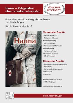 Hanna-Kriegsjahre einer Krankenschwester von Jungen,  Sandra