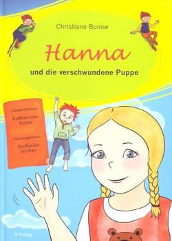 Hanna und die verschwundene Puppe von Bonow/Wicher,  Christiane/Nathalie