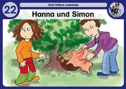 Hanna und Simon von Goossens,  Anja, Weger,  Thomas