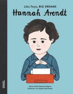 Hannah Arendt von Becker,  Svenja, Martinek,  Sophie, Sánchez Vegara,  Isabel