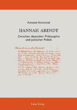 Hannah Arendt von Vowinckel,  Annette