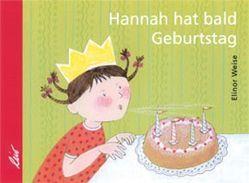 Hannah hat bald Geburtstag von Weise,  Elinor
