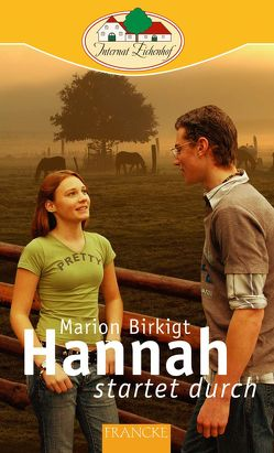 Hannah startet durch von Birkigt,  Marion