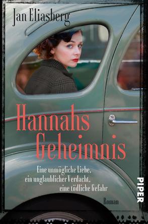 Hannahs Geheimnis von Eliasberg,  Jan, Willems,  Elvira