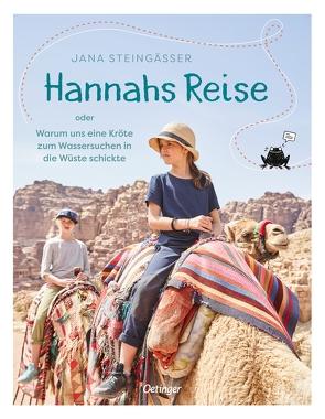 Hannahs Reise von Steingässer,  Jana, Steingässer,  Jens