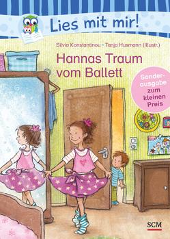 Hannas Traum vom Ballett von Husmann,  Tanja, Konstantinou,  Silvia