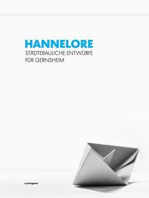 HANNELORE von Bürger,  Peter, Rudolph-Cleff,  Annette, TU Darmstadt,  FB Architektur,  FG Entwerfen und Stadtentwicklung,  Annette Rudolph-Cleff