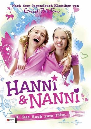 Hanni & Nanni – Das Buch zum Film 01 von Blyton,  Enid