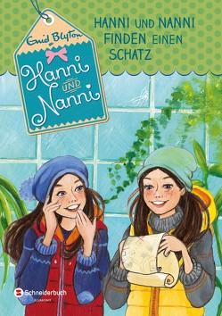 Hanni und Nanni, Band 29 von Blyton,  Enid, George,  Susanne, Livanios,  Eleni
