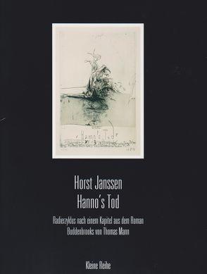 Hanno's Tod – Horst Janssen