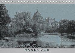 Hannover, alte Aufnahmen neu interpretiert. (Tischkalender 2018 DIN A5 quer) von Renken,  Erwin