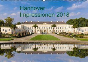 Hannover Impressionen 2018 (Wandkalender 2018 DIN A2 quer) von Fischer Rinteln,  Rolf