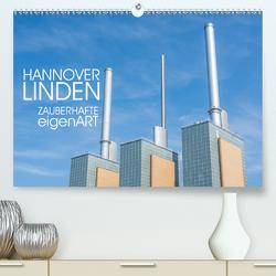 HANNOVER LINDEN ZAUBERHAFTE eigenART (Premium, hochwertiger DIN A2 Wandkalender 2020, Kunstdruck in Hochglanz) von Speer,  Michael