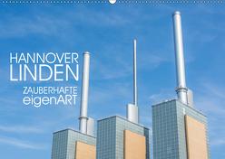 HANNOVER LINDEN ZAUBERHAFTE eigenART (Wandkalender 2019 DIN A2 quer) von Speer,  Michael