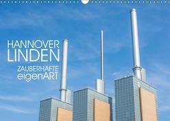 HANNOVER LINDEN ZAUBERHAFTE eigenART (Wandkalender 2019 DIN A3 quer) von Speer,  Michael