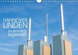 HANNOVER LINDEN ZAUBERHAFTE eigenART (Wandkalender 2019 DIN A4 quer) von Speer,  Michael