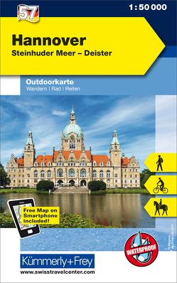 Hannover, Steinhuder Meer, Deister
