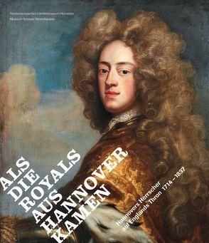 Hannovers Herrscher auf Englands Thron 1714–1837 von Lembke,  Katja