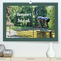 Hannovers Oststadt (Premium, hochwertiger DIN A2 Wandkalender 2020, Kunstdruck in Hochglanz) von Lichte,  Marijke