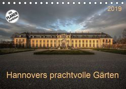 Hannovers prachtvolle Gärten (Tischkalender 2019 DIN A5 quer) von SchnelleWelten