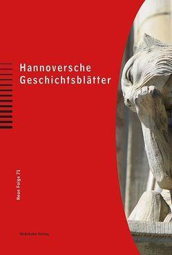Hannoversche Geschichtsblätter von Regin,  Cornelia