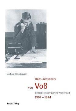 Hans-Alexander von Voß von Ringshausen,  Gerhard