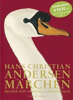 Hans Christian Andersen Märchen von Andersen,  Hans Christian, Heidelbach,  Nikolaus, Leonhardt,  Albrecht, Rothfos & Gabler