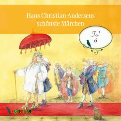 Hans Christian Andersens schönste Märchen von Andersen,  Hans Christian, Moll,  Anne, Wawrczeck,  Jens