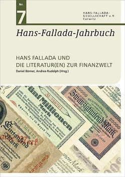 Hans-Fallada-Jahrbuch Nr. 7 von Börner,  Daniel, Rudolph,  Andrea