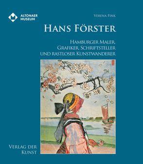 Hans Förster von Fink,  Verena