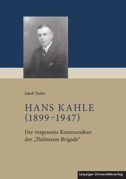 Hans Kahle (1899–1947) von Taube,  Jakob