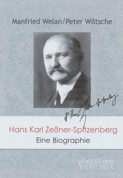Hans Karl Zeßner-Spitzenberg von Welan,  Manfried, Wiltsche ,  Peter