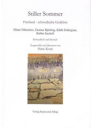 Hans Korn Stiller Sommer von Korn,  Hans