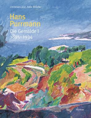Hans Purrmann – Werkverzeichnis der Gemälde von Lenz,  Christian