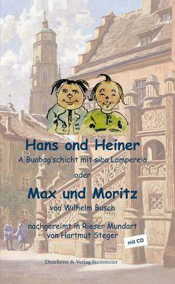 Hans und Heiner von Busch,  Wilhelm, Steger,  Hartmut
