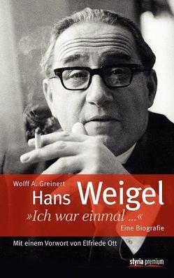 Hans Weigel von Greinert,  Wolff A