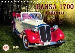 Hansa 1700 Cabrio (Tischkalender 2018 DIN A5 quer) von Roder,  Peter