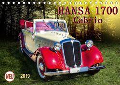 Hansa 1700 Cabrio (Tischkalender 2019 DIN A5 quer) von Roder,  Peter
