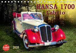 Hansa 1700 Cabrio (Tischkalender 2020 DIN A5 quer) von Roder,  Peter