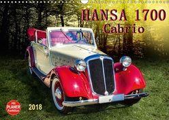 Hansa 1700 Cabrio (Wandkalender 2018 DIN A3 quer) von Roder,  Peter