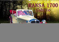 Hansa 1700 Cabrio (Wandkalender 2019 DIN A2 quer) von Roder,  Peter