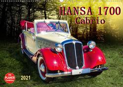 Hansa 1700 Cabrio (Wandkalender 2021 DIN A2 quer) von Roder,  Peter